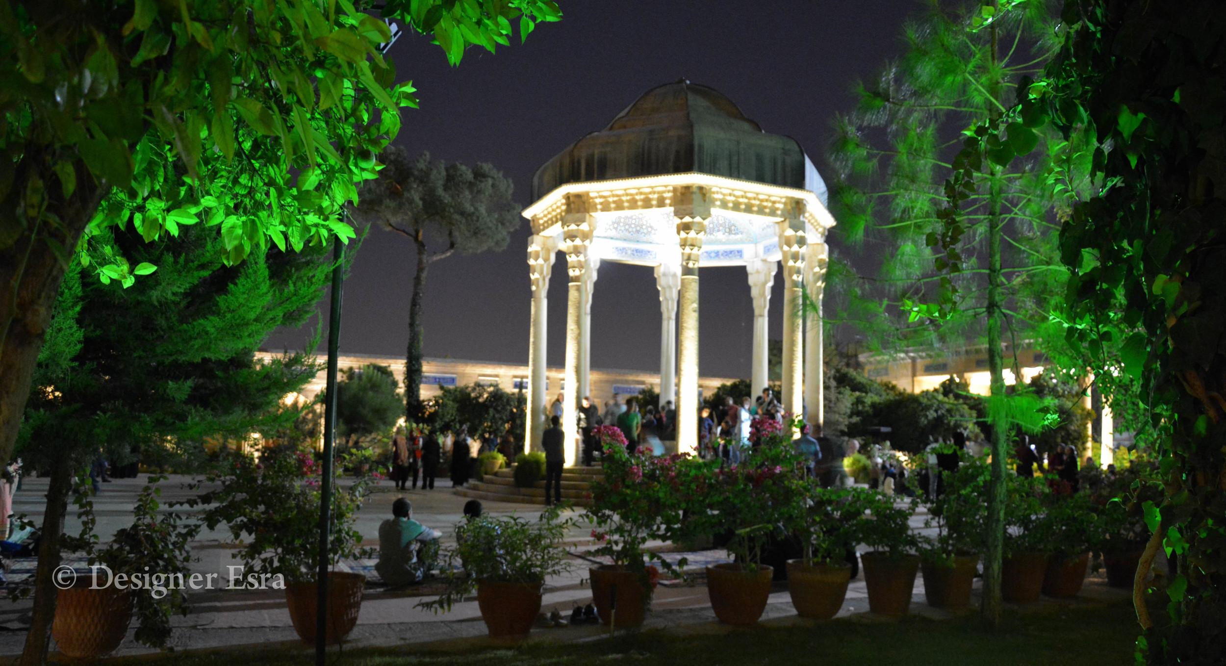 Hafiz Tomb