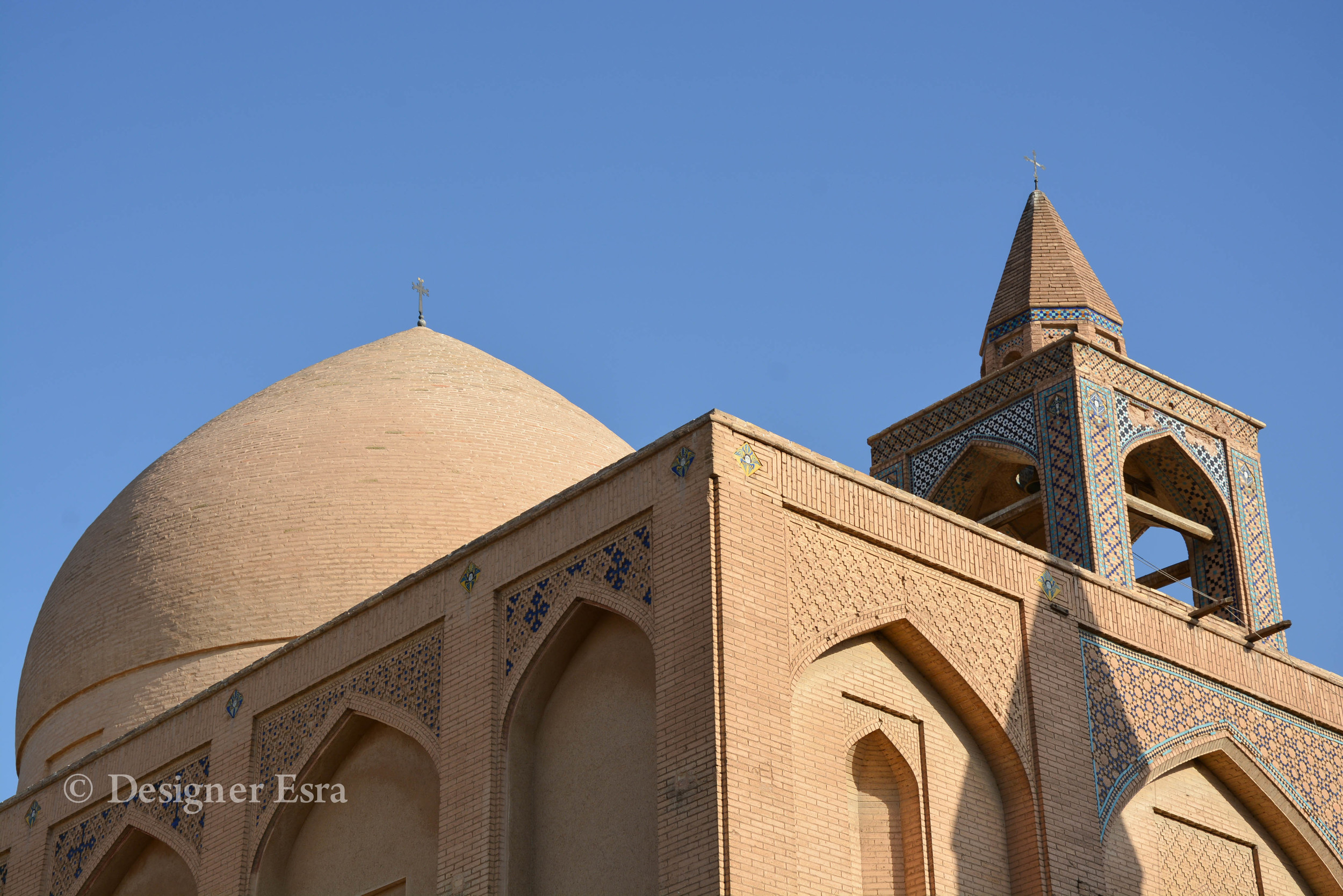 Vank Cathedral in Iran