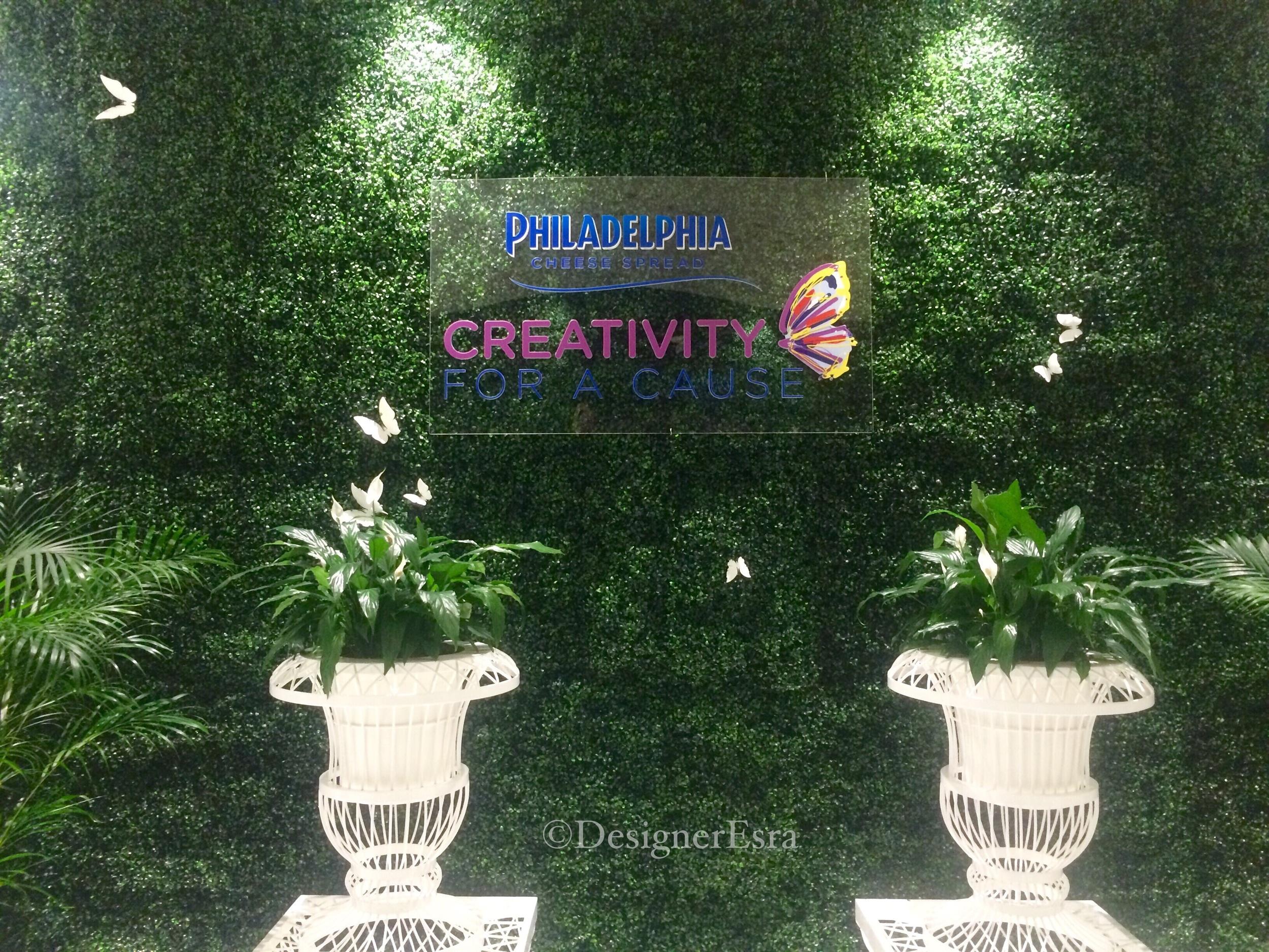 Creativity For a Cause Philadelphia Arabia