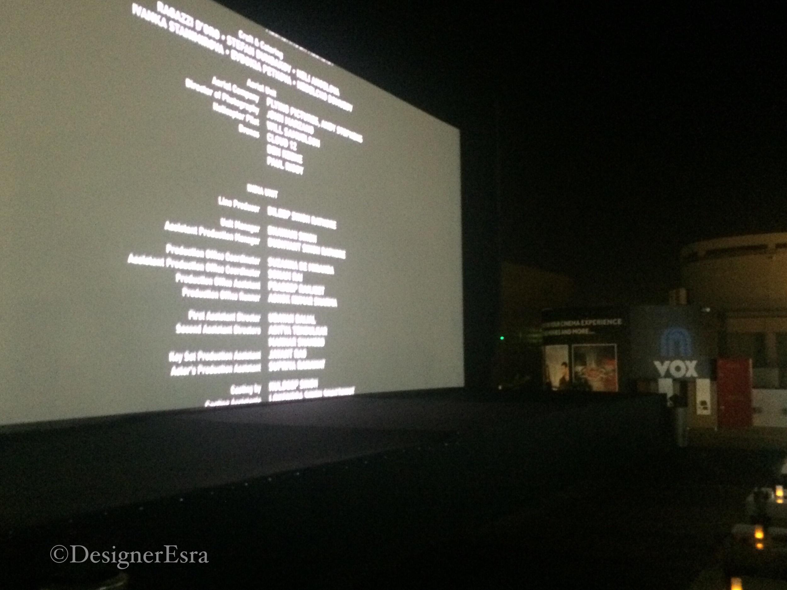 Vox Cinemas Dubai