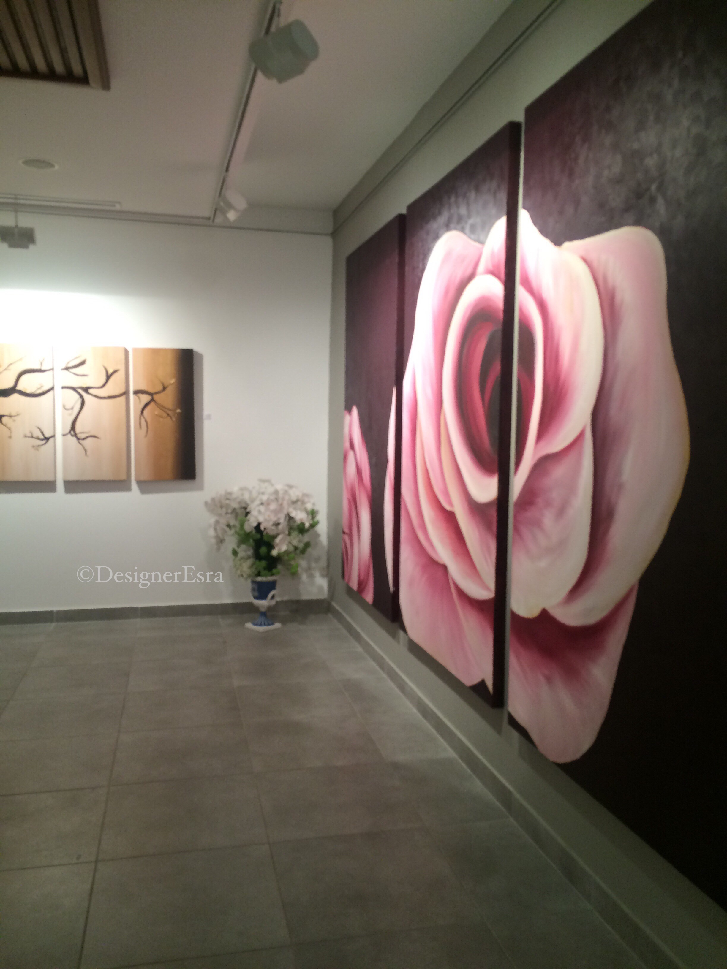 Princess Hayfa Bint Abdullah Exhibition