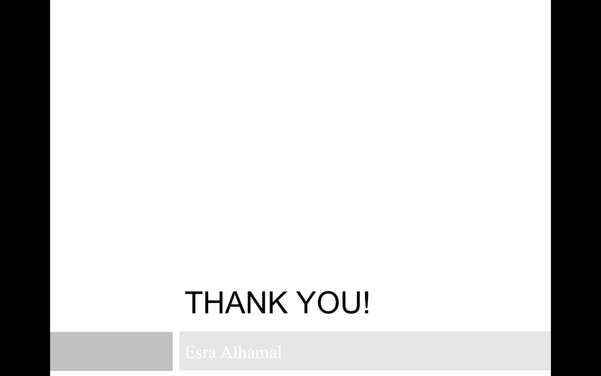 Designer Esra Business Presentation