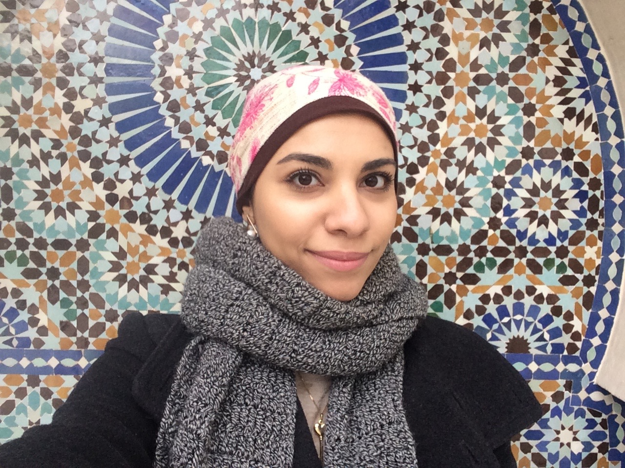 Turban Style in Paris