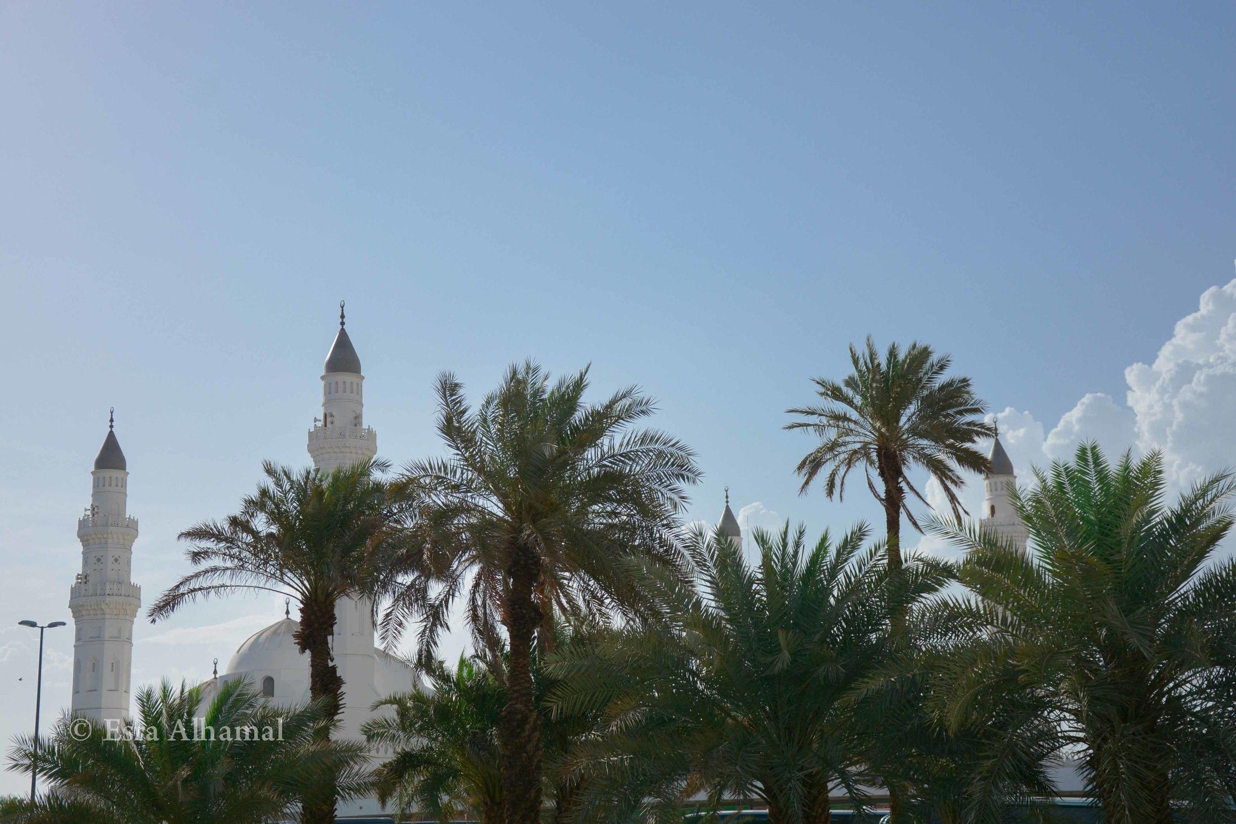 مسجد قباء - Qiba Mosque