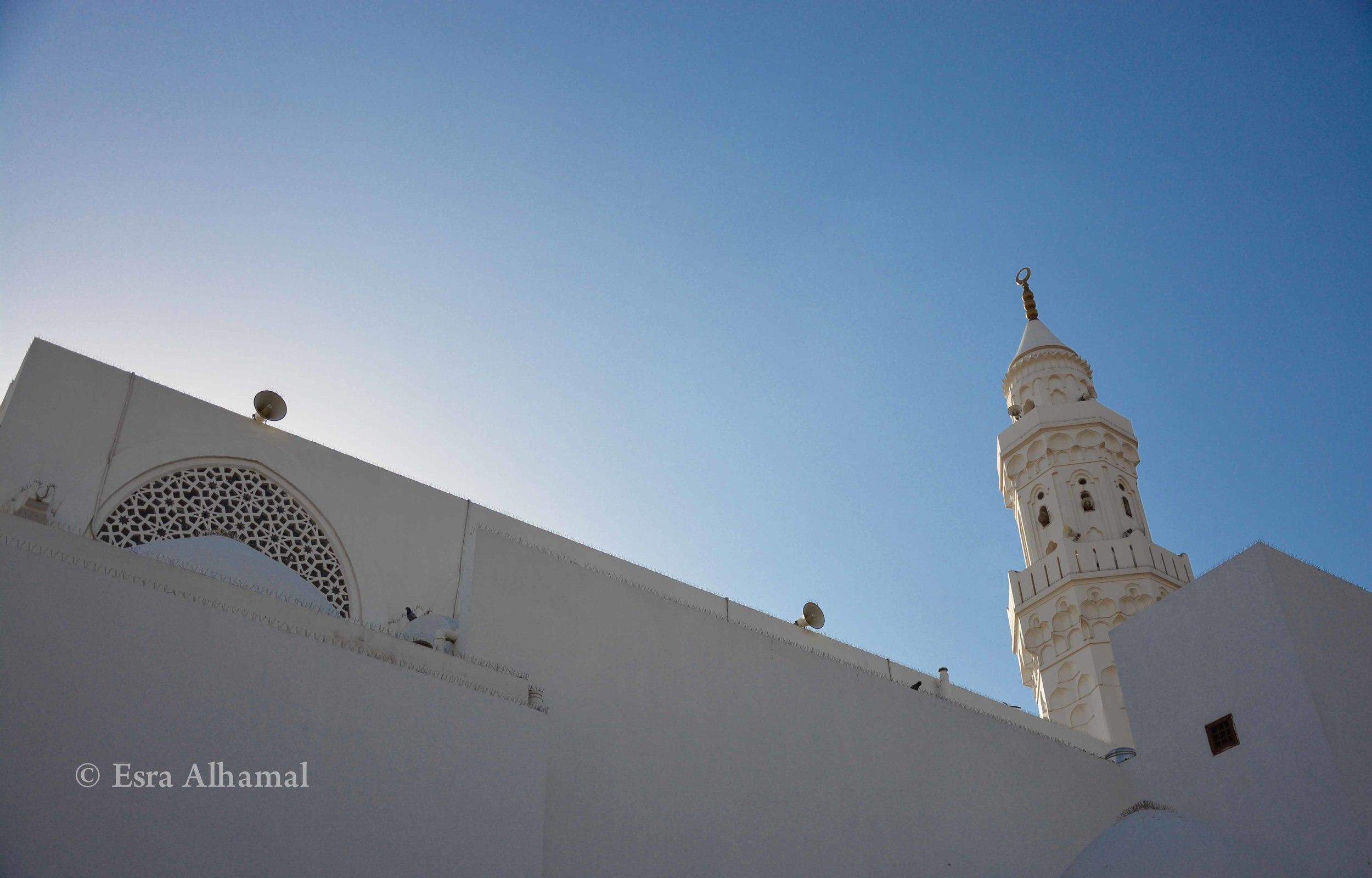 Qiblatin Mosque مسجد القبلتين