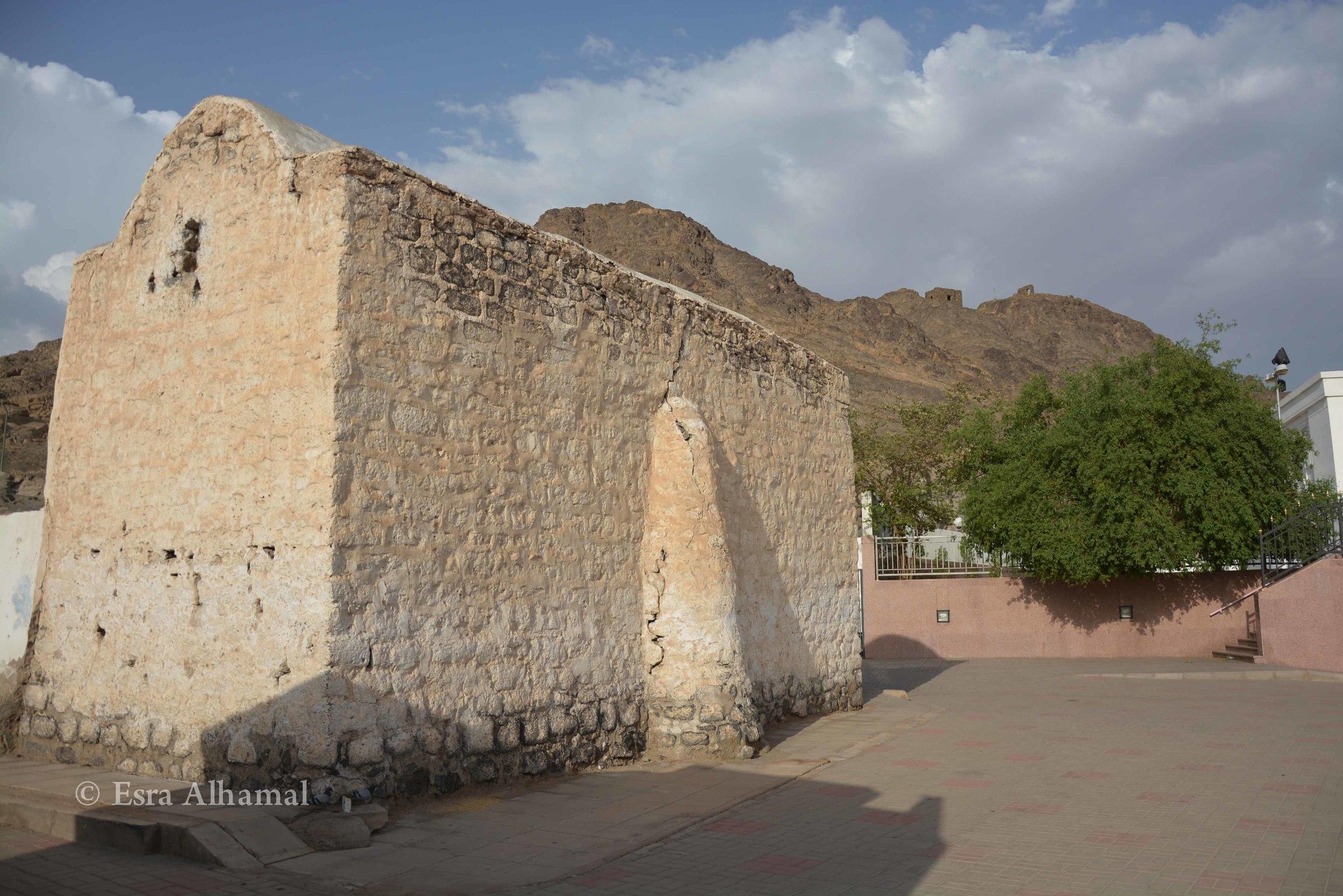 مسجد سلمان الفارسي - Salman Al Farsi Mosque