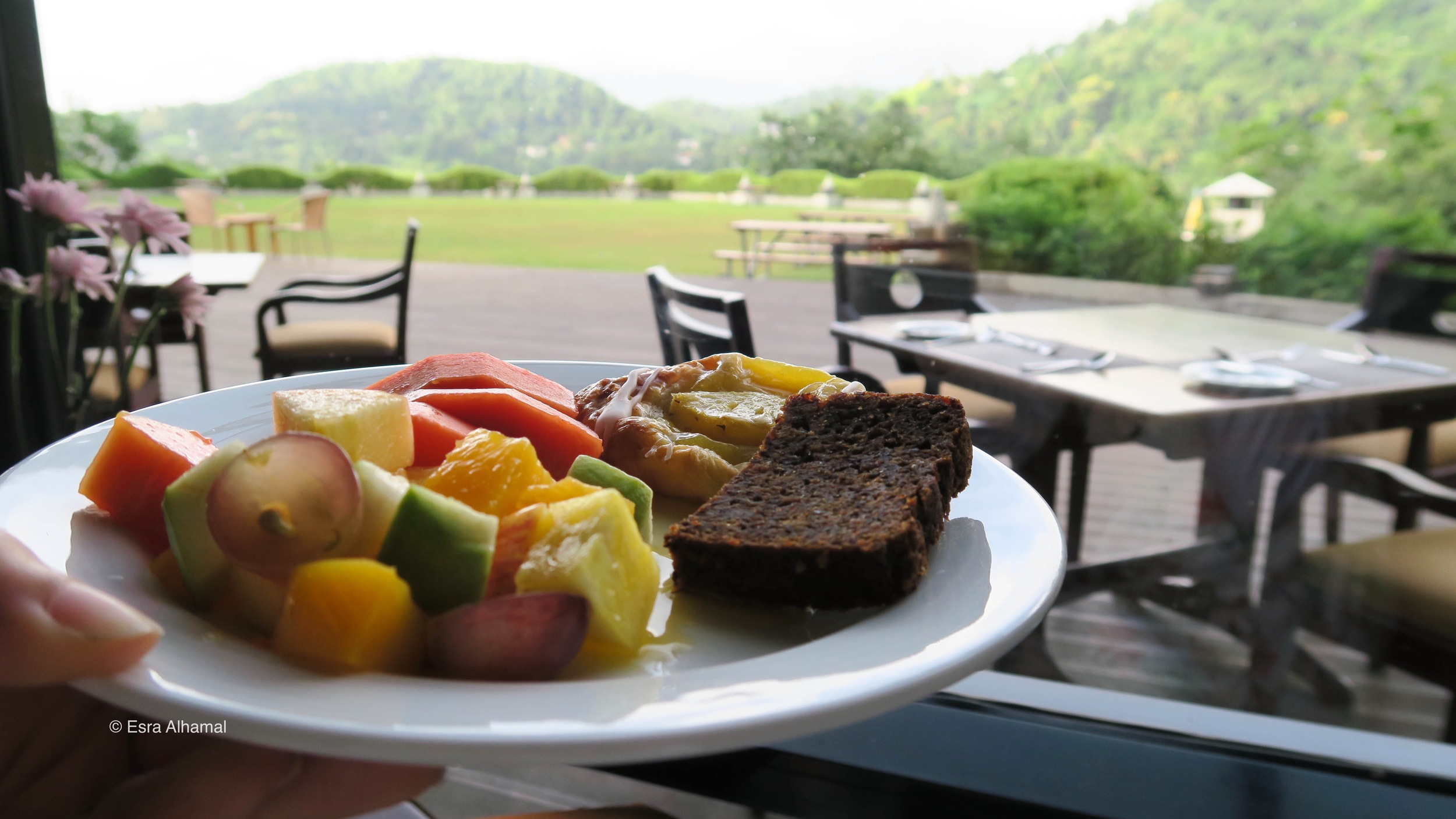 Breakfast Buffet at Earl's Regency