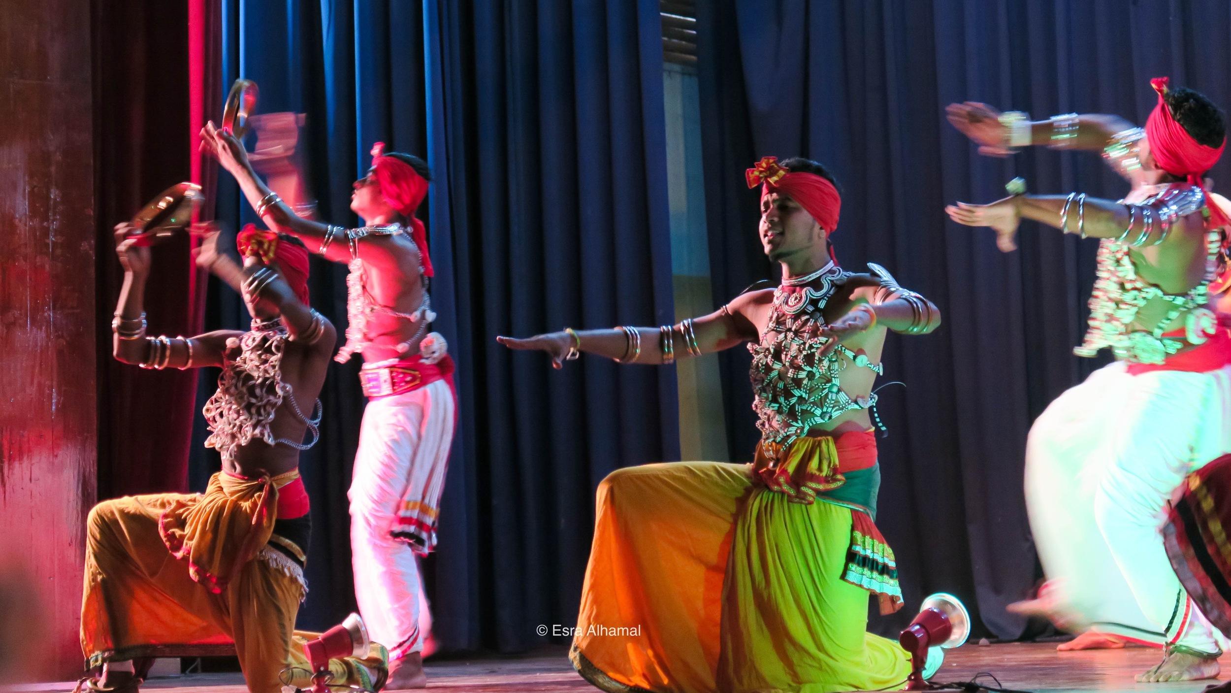 Dance Show in Kandy