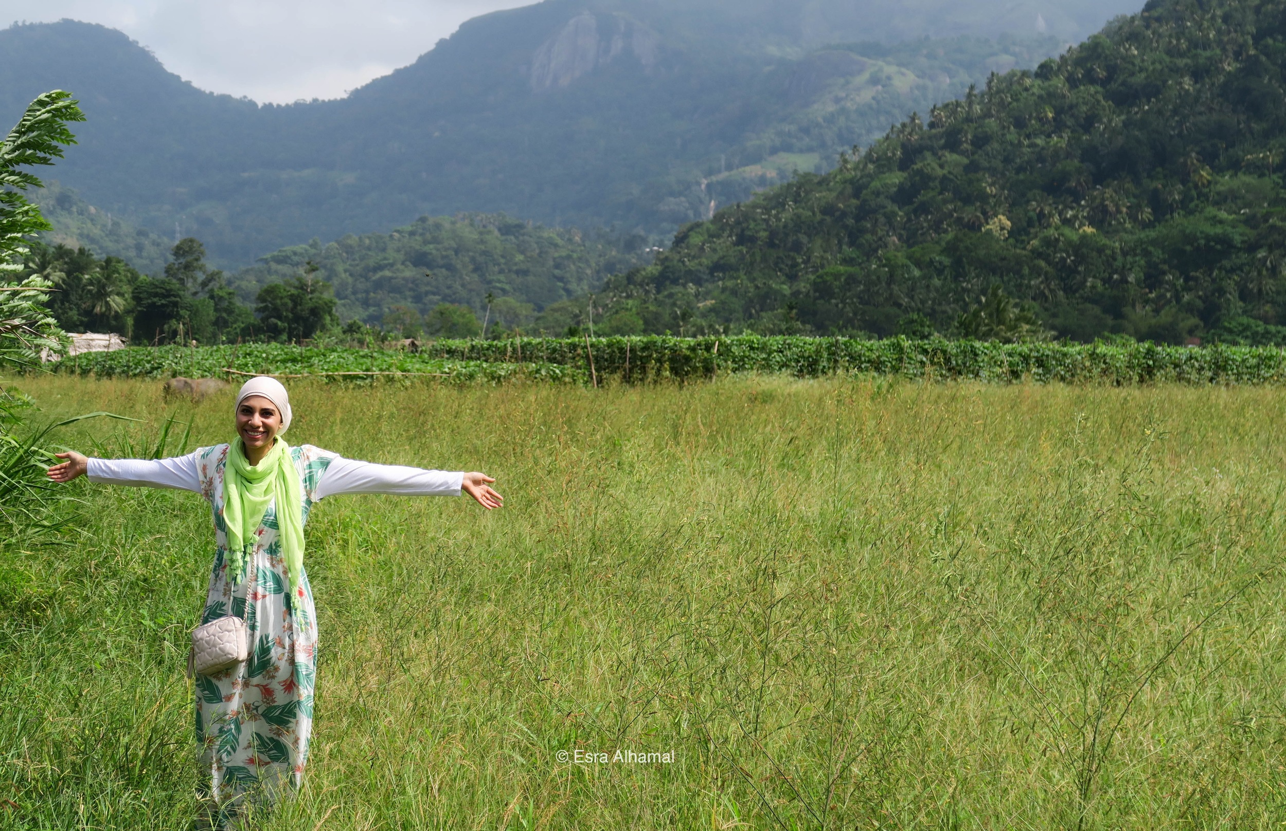 Solo Female trip to Sri Lanka