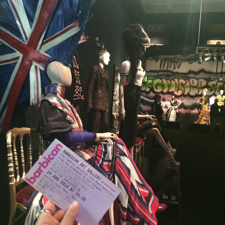 Barbican Exhibition in London