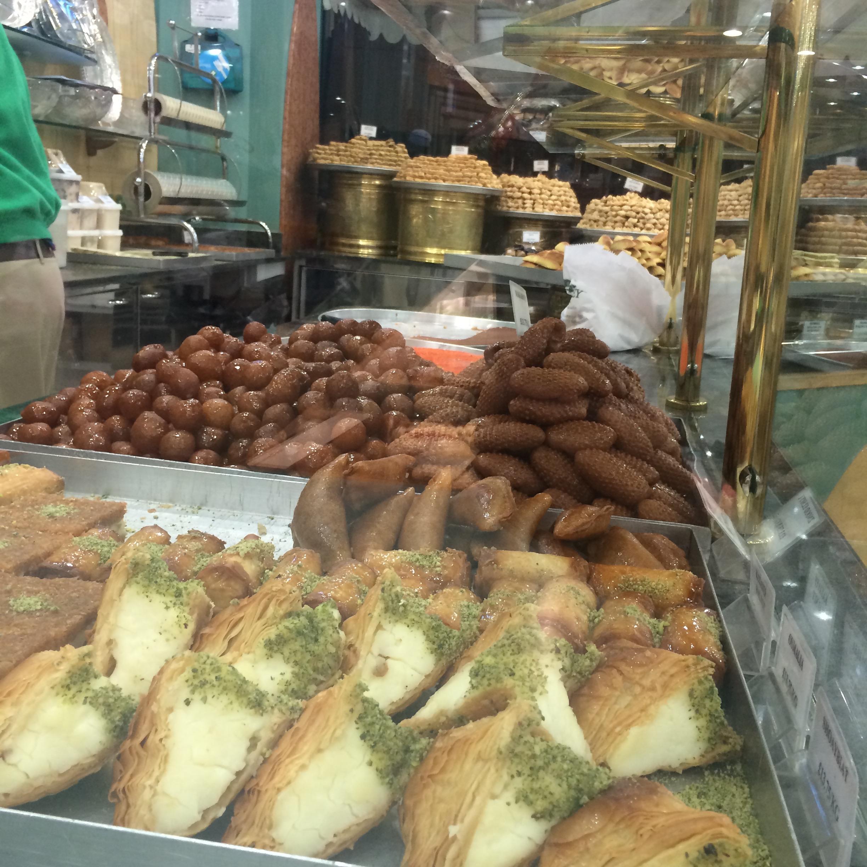 Arabic Dessert in London