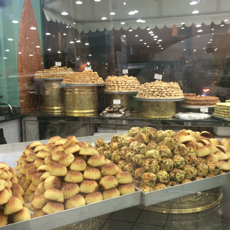 Arabic food in London