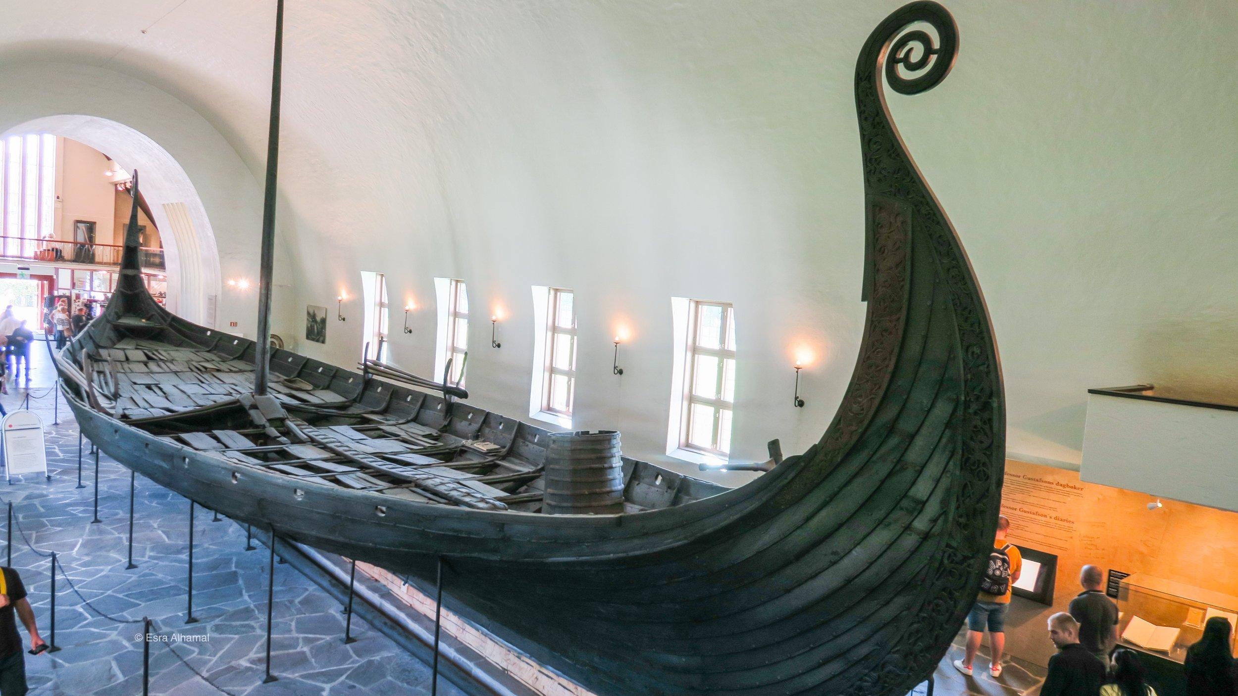 Viking ship Museum Oslo
