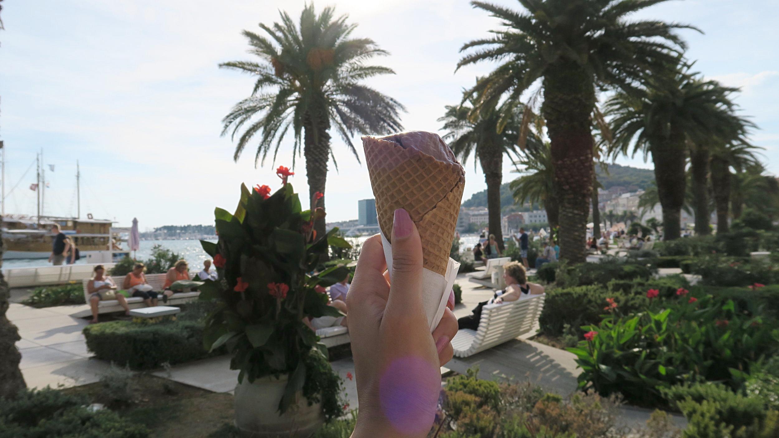 Ice Cream in Split
