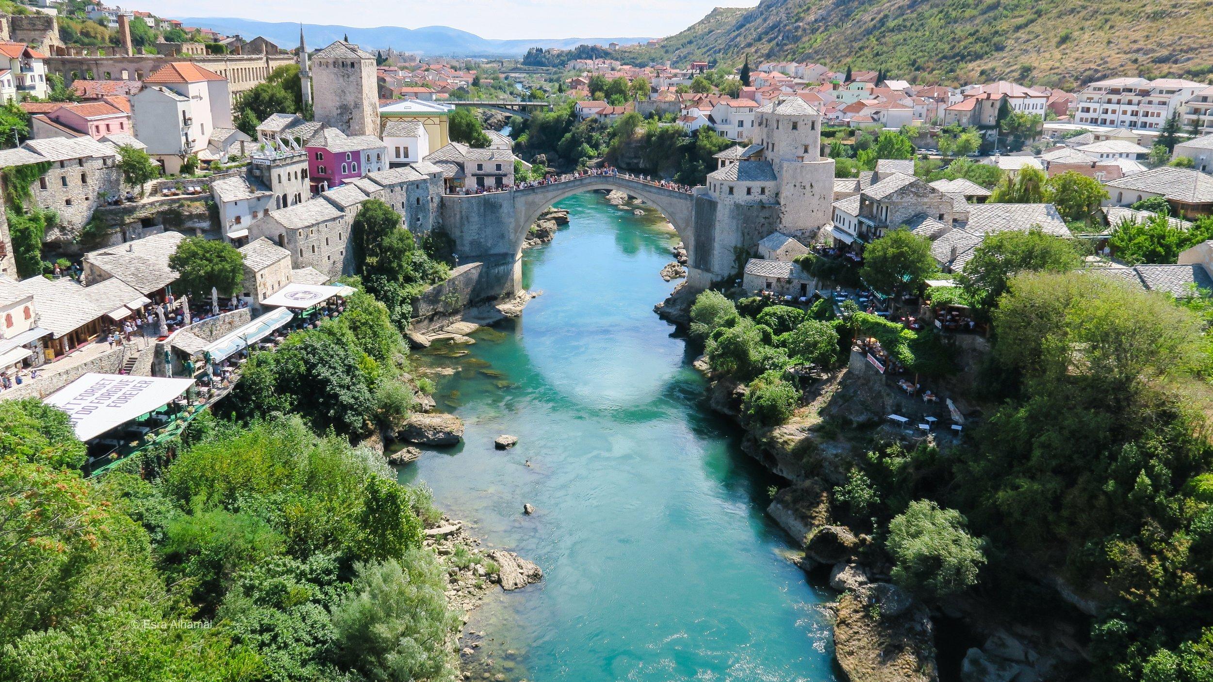 Old Bridge Mostar Stari Most