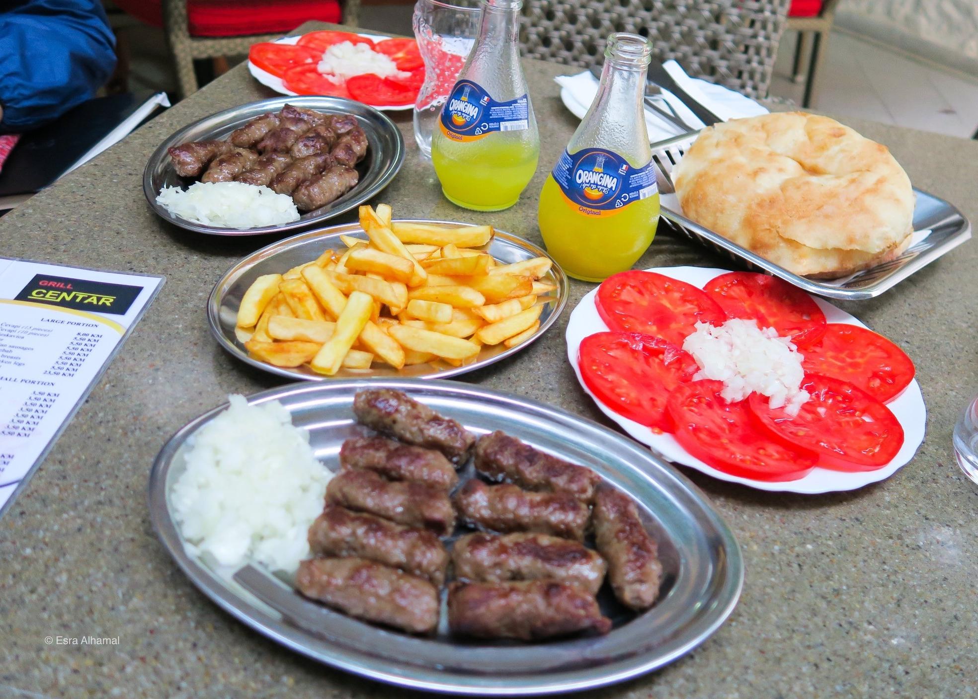 Bosnian Food Civapi