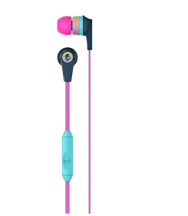 Skullcandy Ink'd 2.0 In-Ear Headphone with In-Line Microphone
