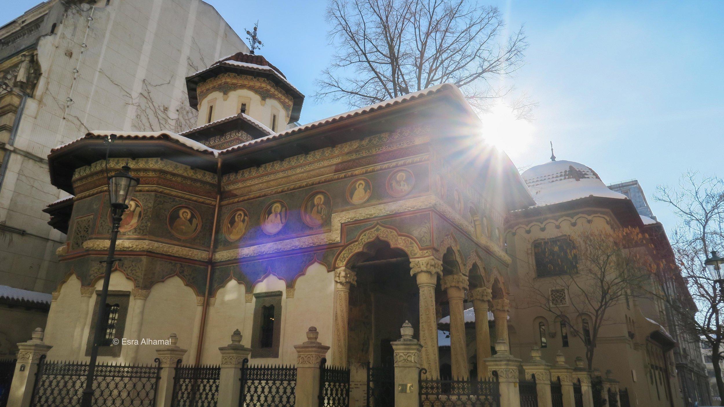 كنيسة الراهبات في بوخرست