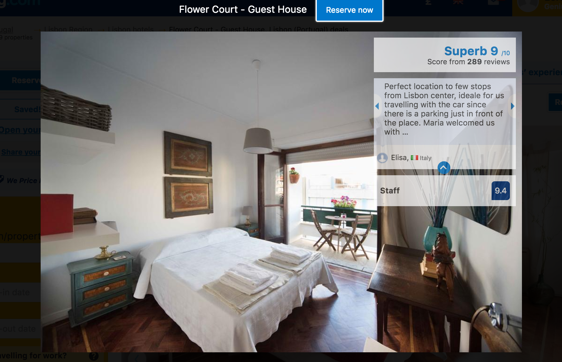 Flower Court Guesthouse on booking.com