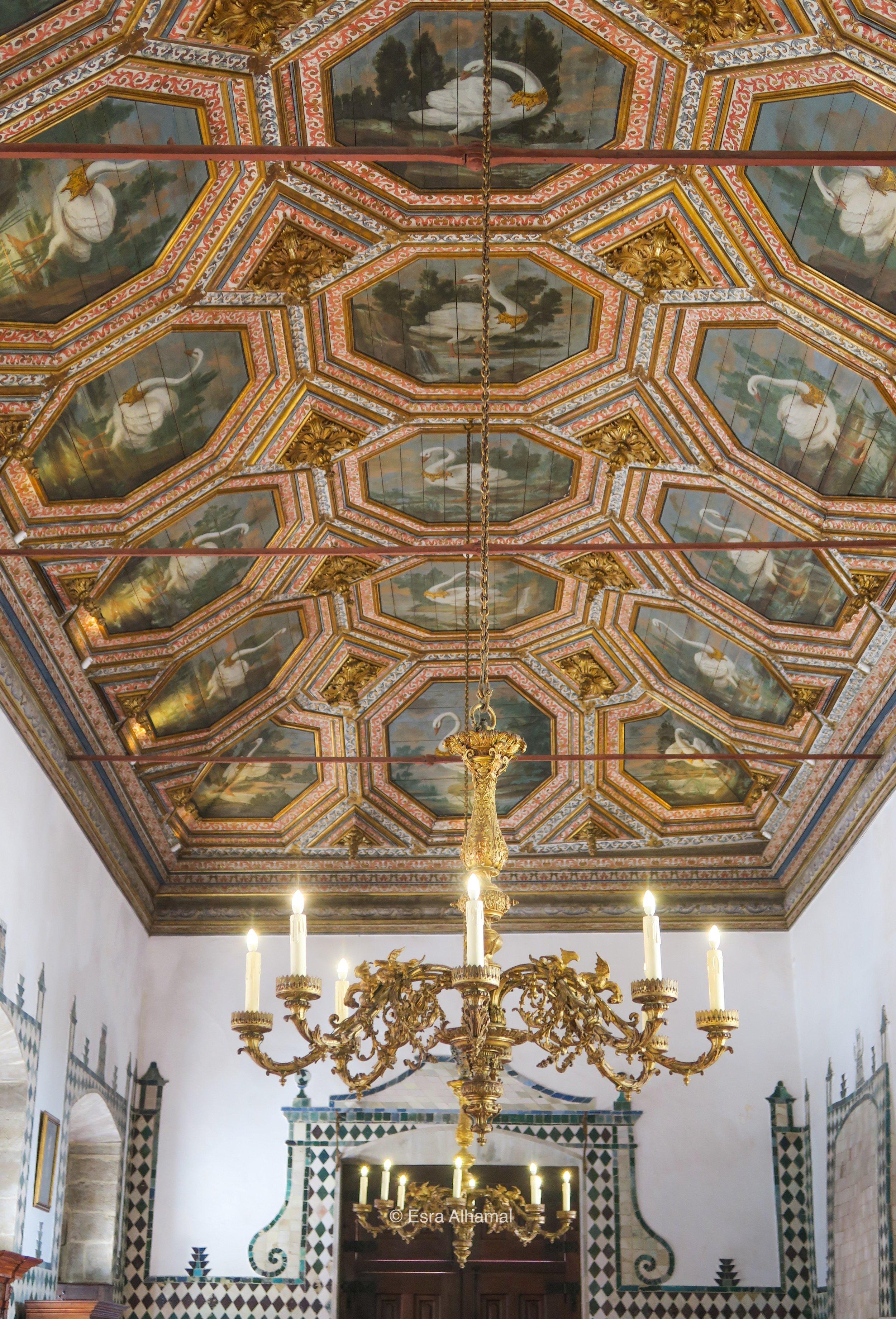 Sintra Palace Interior