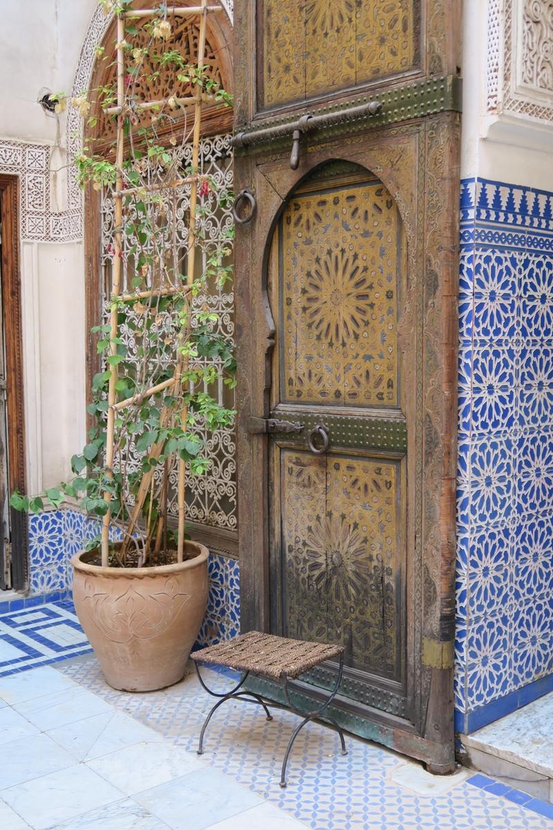 Moorish Patterns