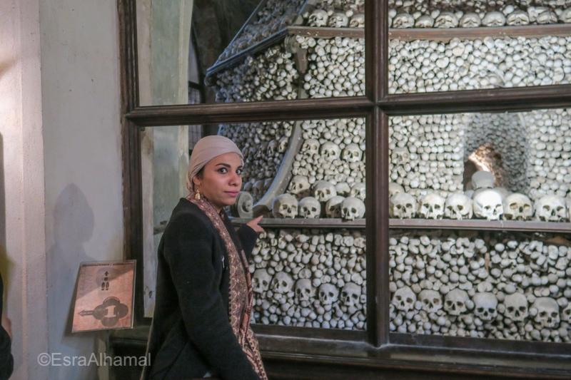 skulls and hijab