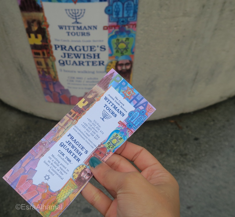 Jewish Tour Review in Prague