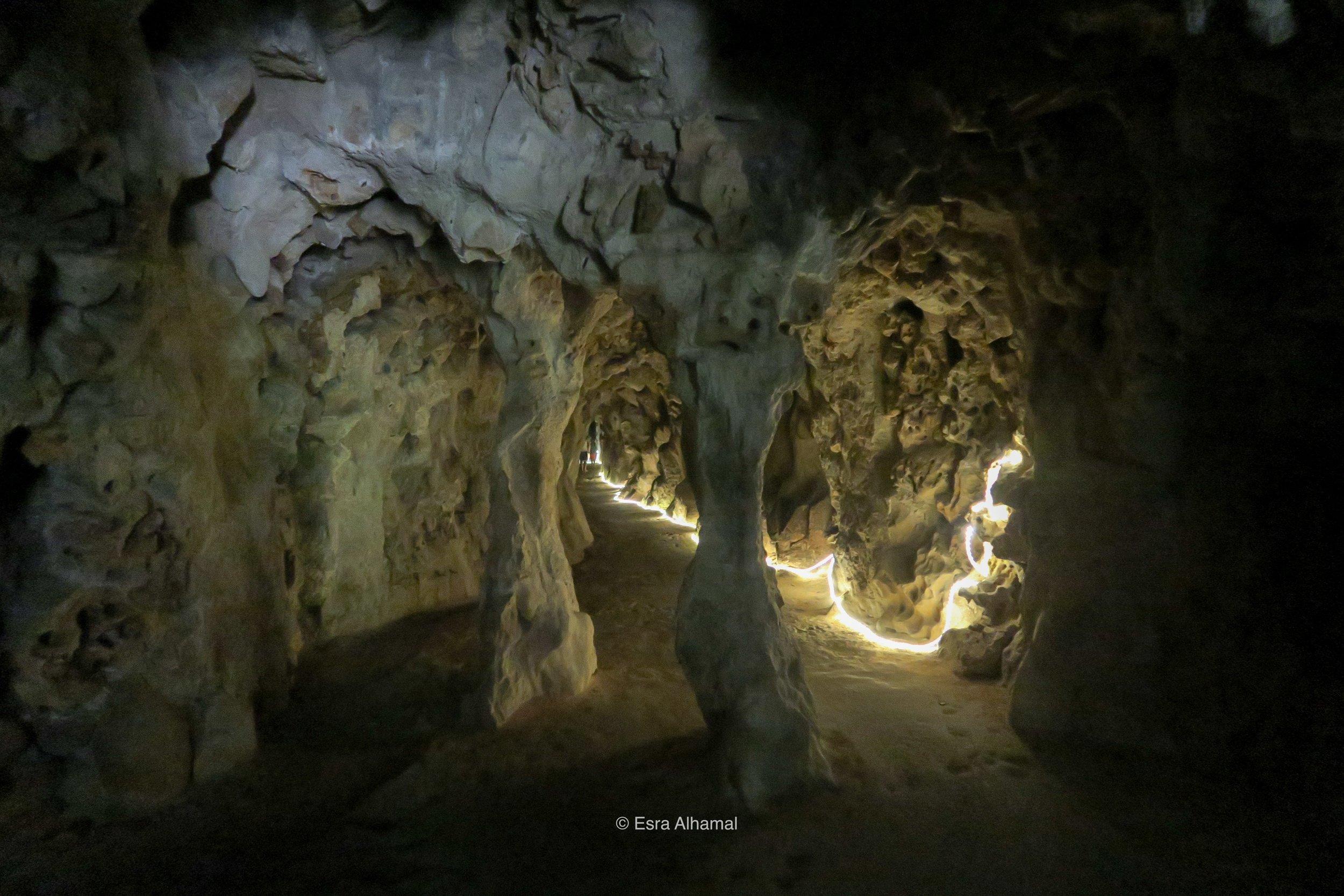 Caves in Quinta de Regaleria Sintra