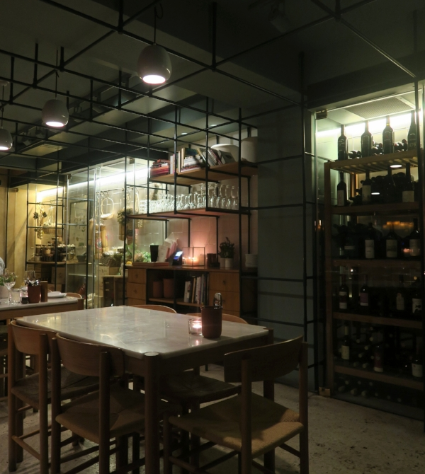 Opso Greek Restaurant in London Review