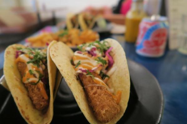 Fish Tacos Mexican London