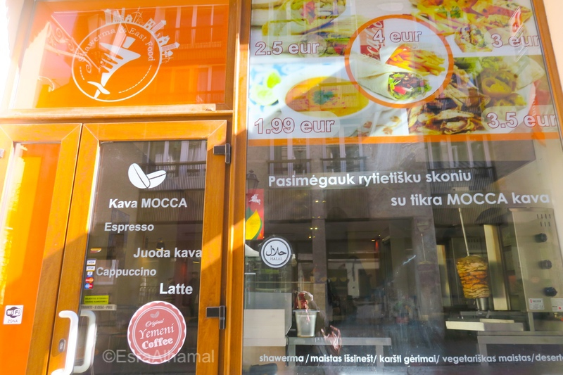 Halal Food in Vilnius