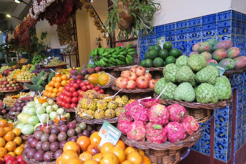 Tropical Fruit of Madeira