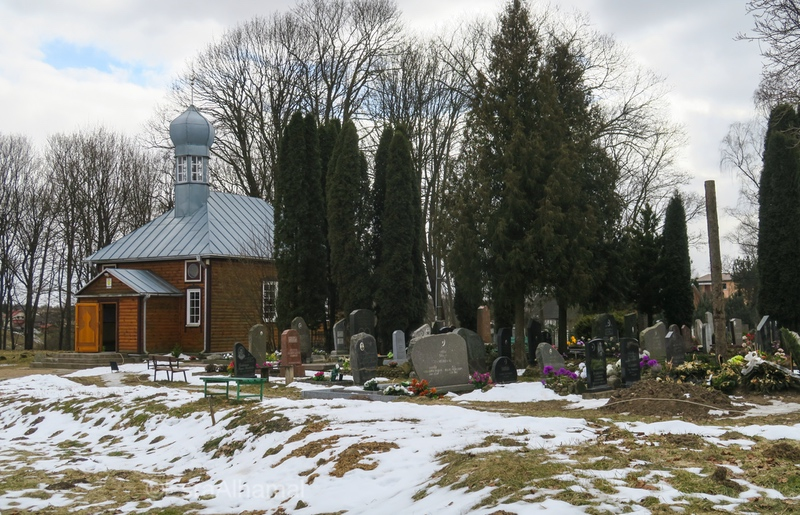 Nemėžis mosque near Vilnius- Muslims in Lithuania - European Muslims