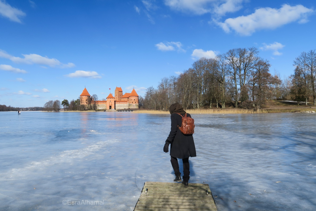 Day Trip From Vilnius, Lithuania To The Trakai Island Castle