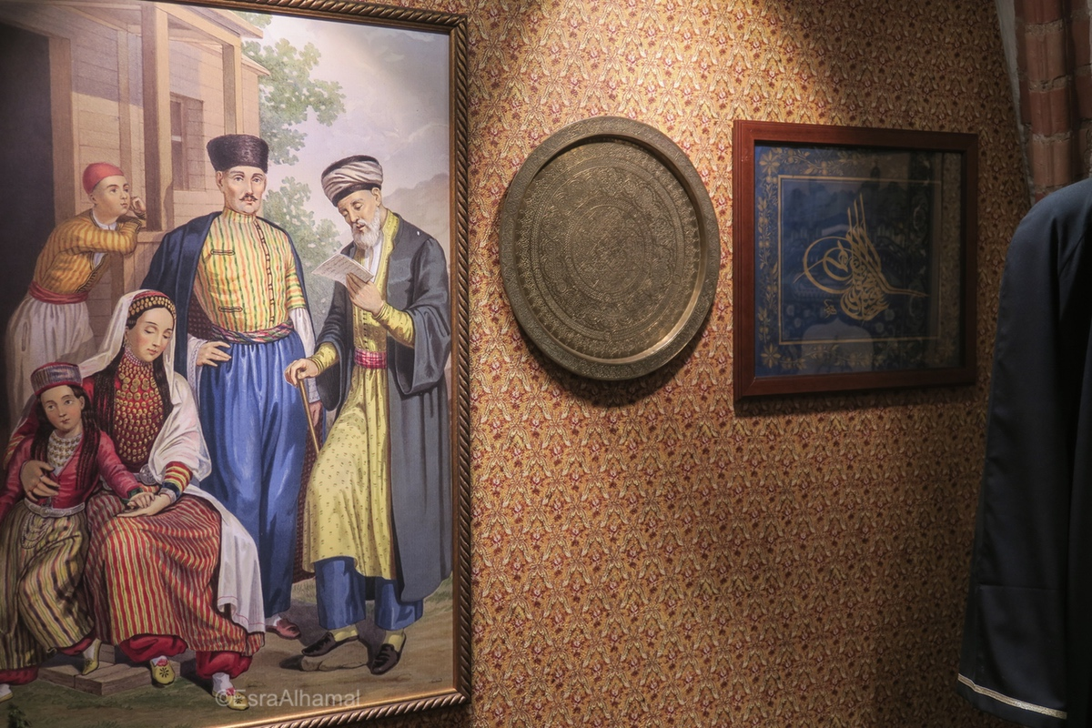 Museum inside Trakai Island Castle