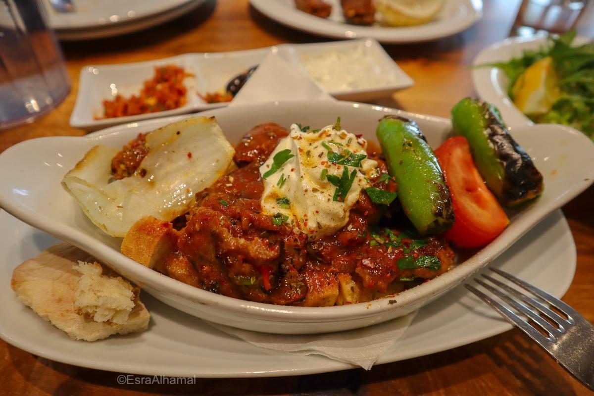 Halal Turkish restaurant Konak in Leicester
