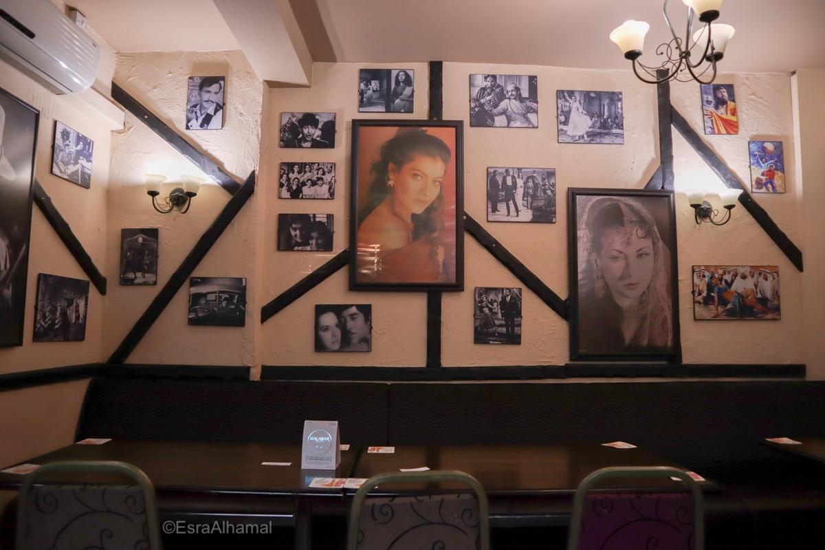 Paddy Martin Inn Curry House - Indian restaurant decor