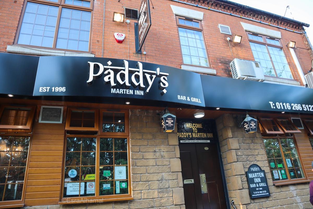 Paddy Martin Inn Curry House