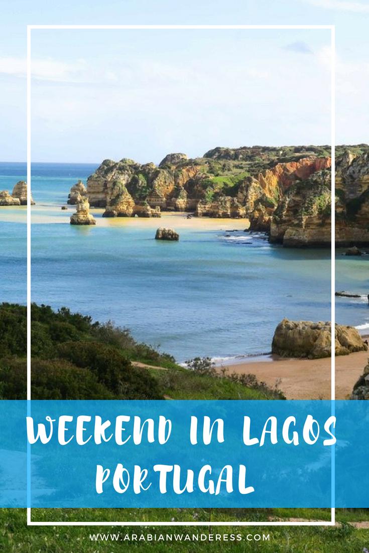 weekend in Lagos, Portugal