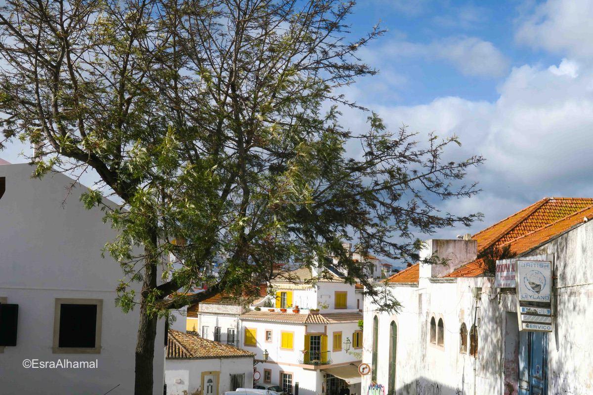 Architecture in Algarve, Portugal
