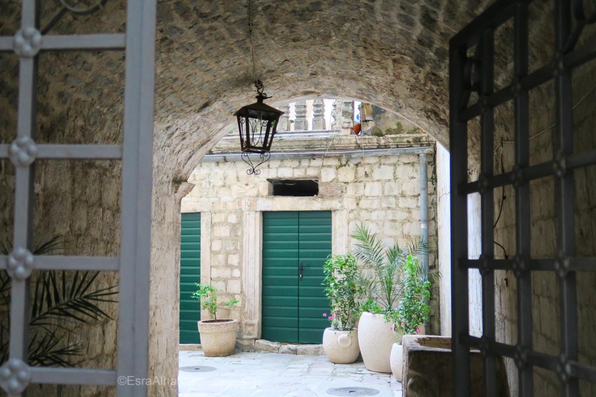 Green Doors of Montenegro