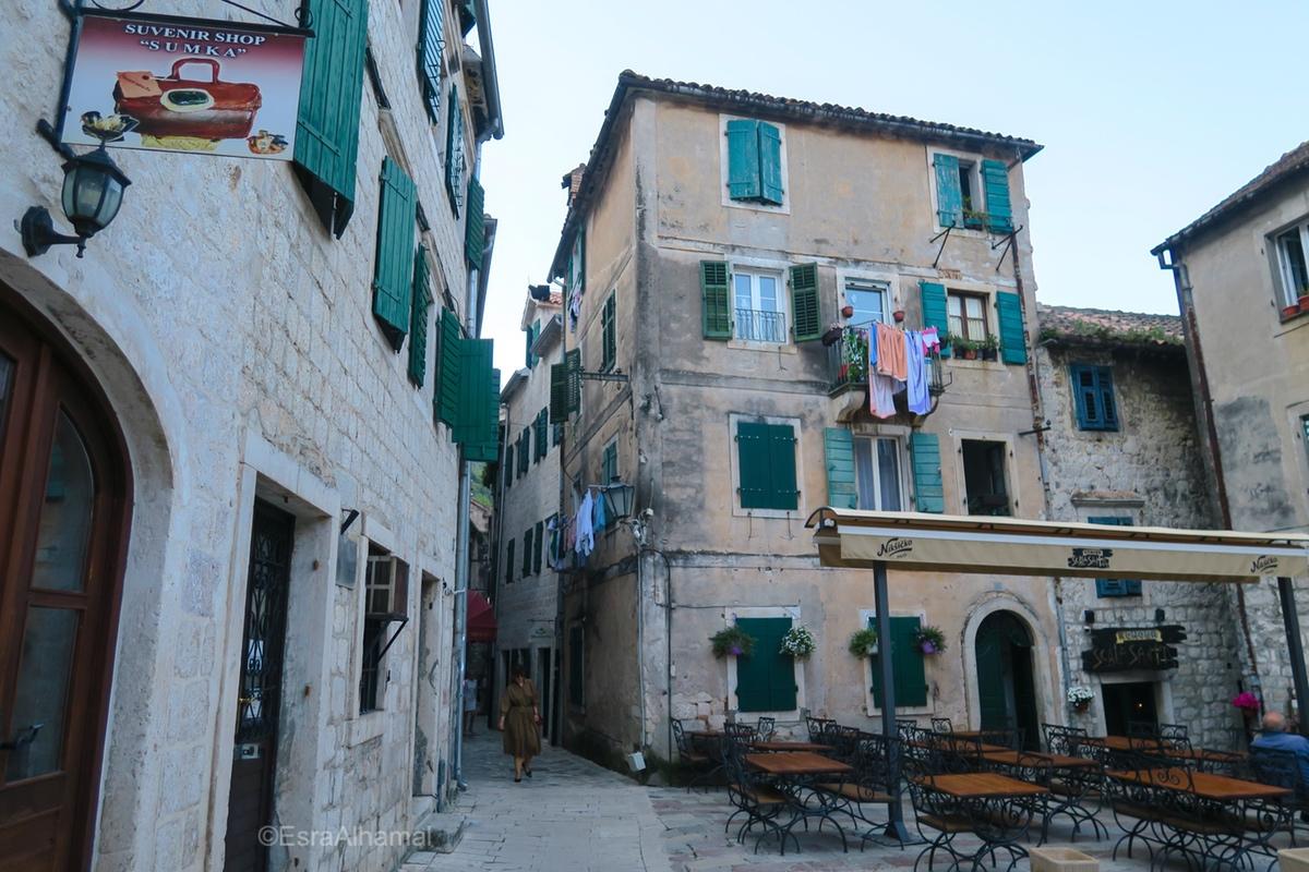 Old City Kotor, Montenegro