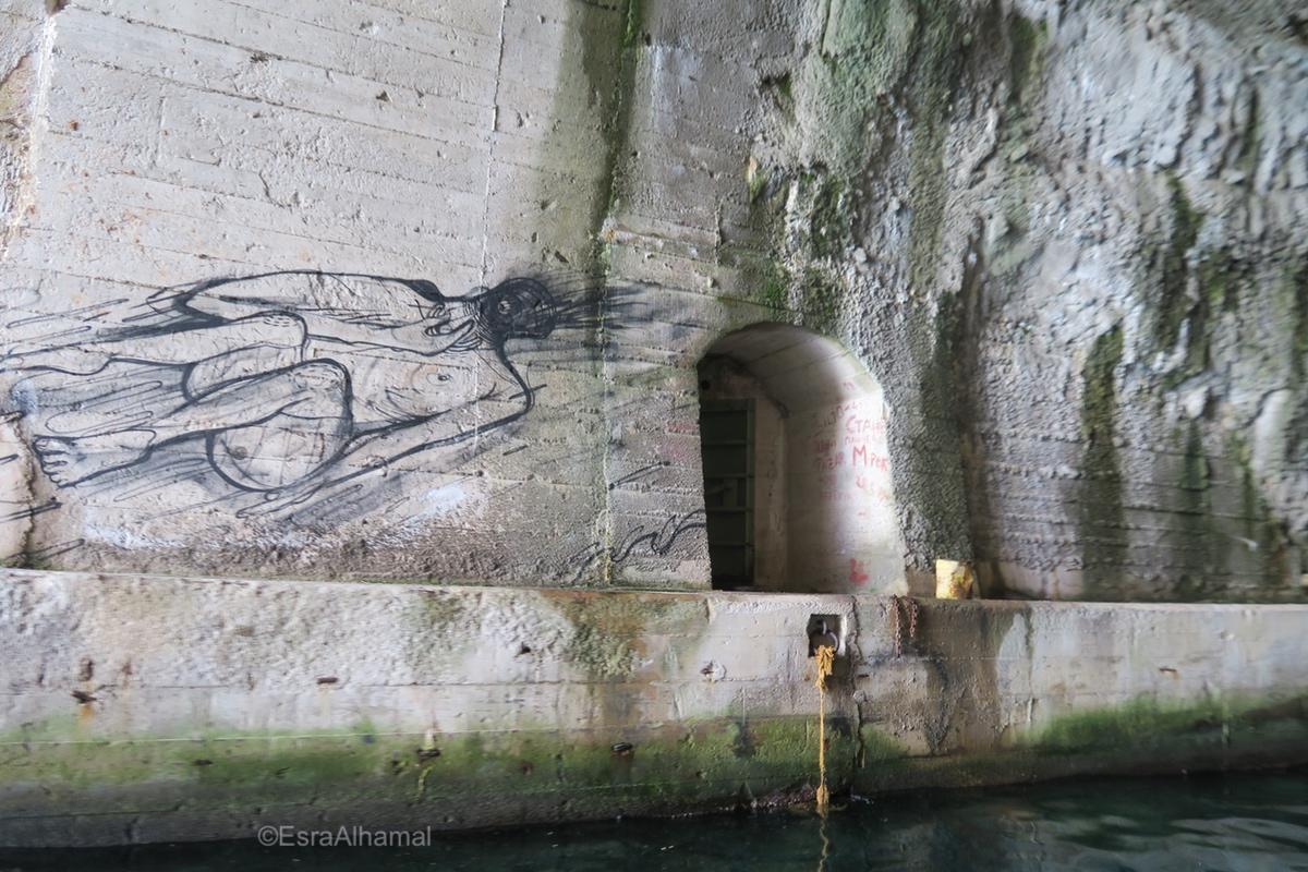 Hiding Tunnels in Kotor, Montenegro