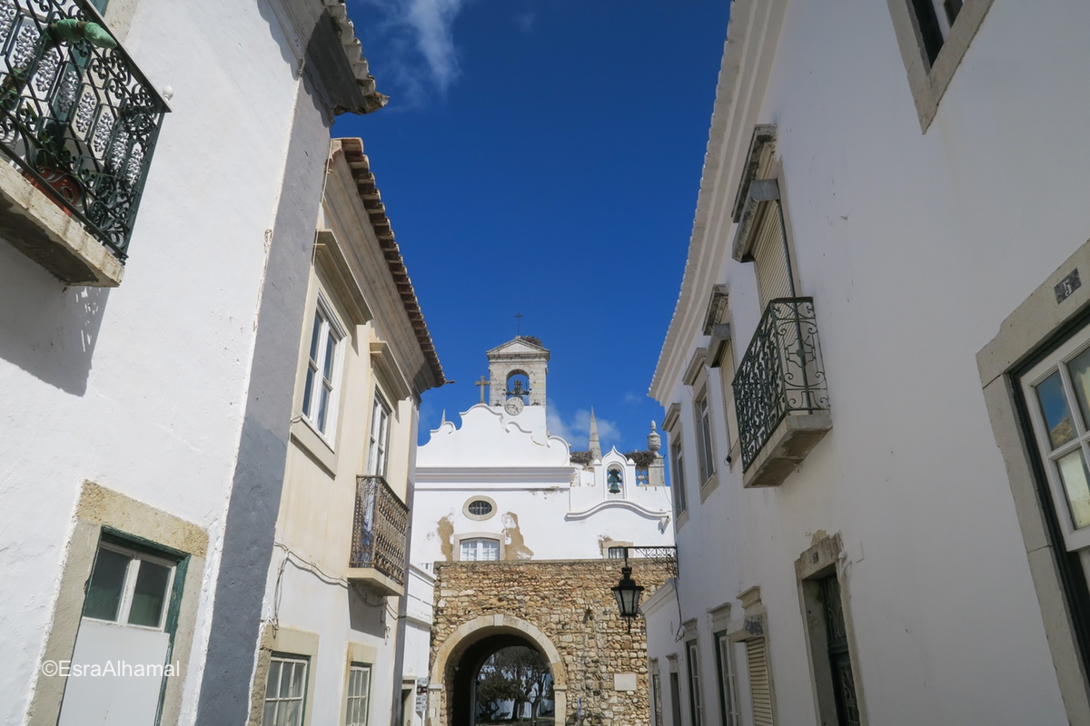 City Centre Faro, Algarve