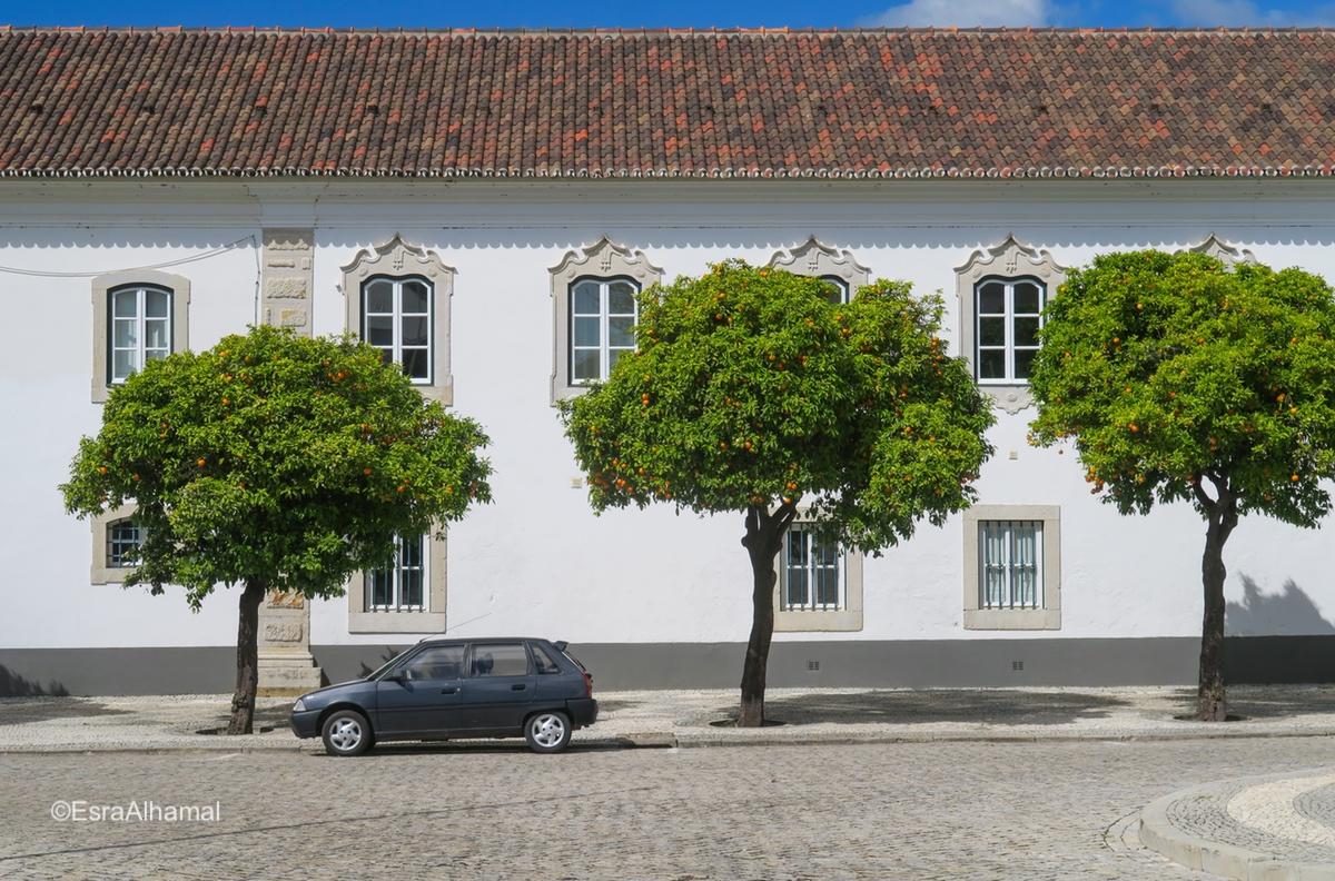 Architecture in Faro, Algarve