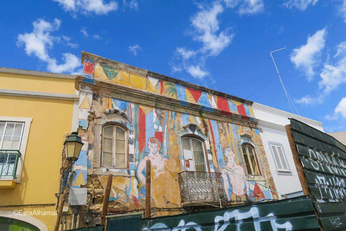 Street Art in Faro, Algarve