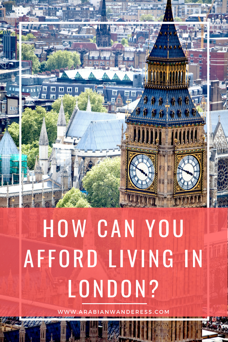 How Can You Afford Living in London?