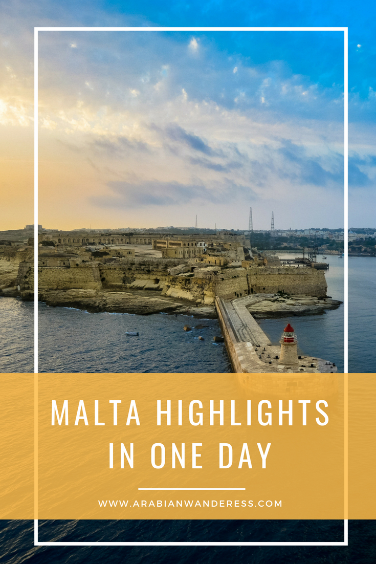 Malta Highlights in one day
