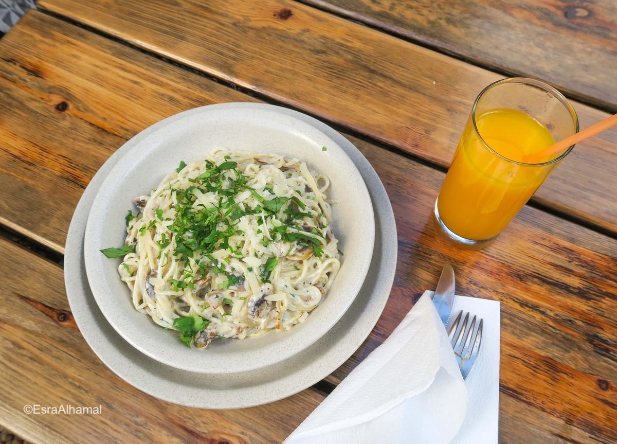 Vegetarian Pasta Lagos