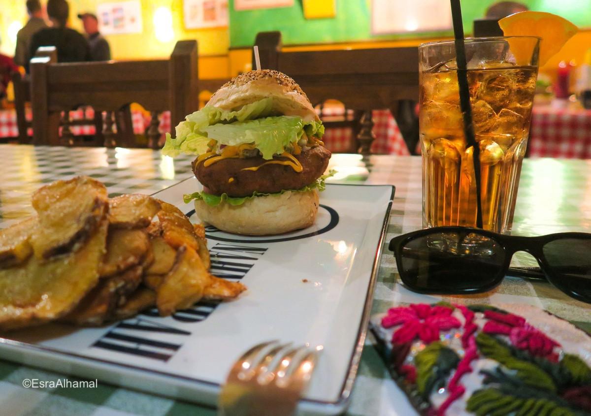 Nah Nah Bah restaurant, Lagos